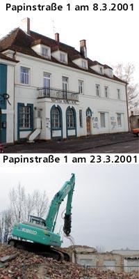 Abriss Fantasy München