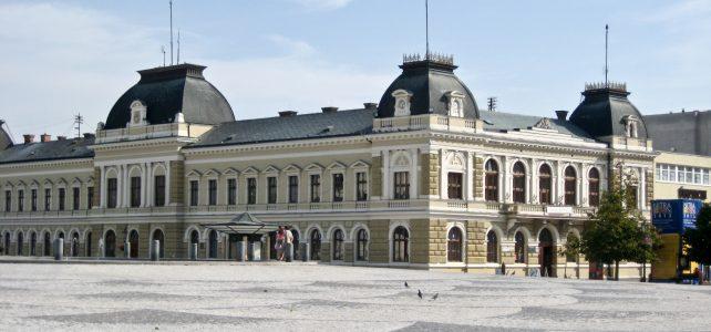 Mestský dom (Das Stadthaus)
