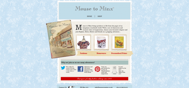MouseToMinx.co.uk