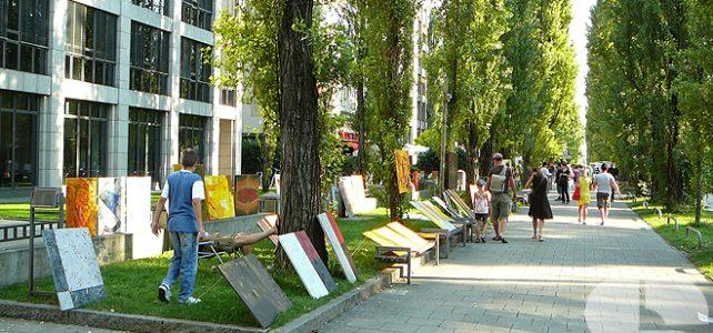Die Leopoldstraße 2008