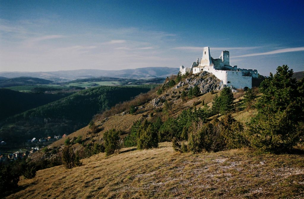 Burg Čachtice