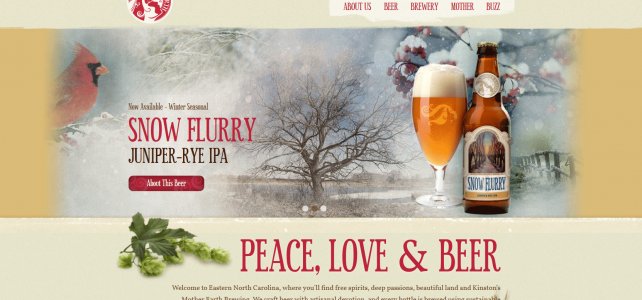 MotherEarthBrewing.com