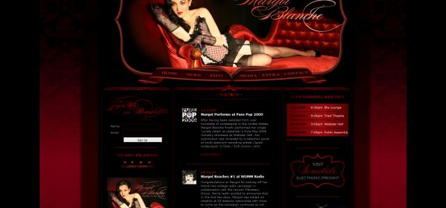 MargotBlanche.com