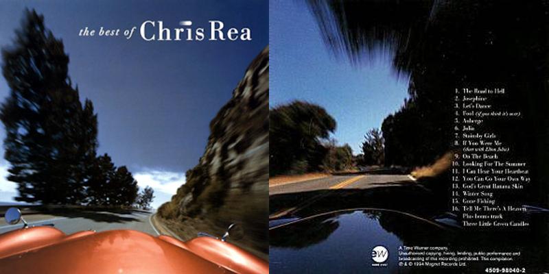 Chris-Rea - The Best Of