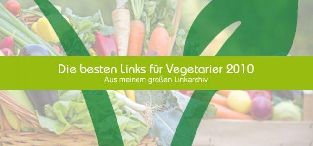 Die besten Links für Vegetarier