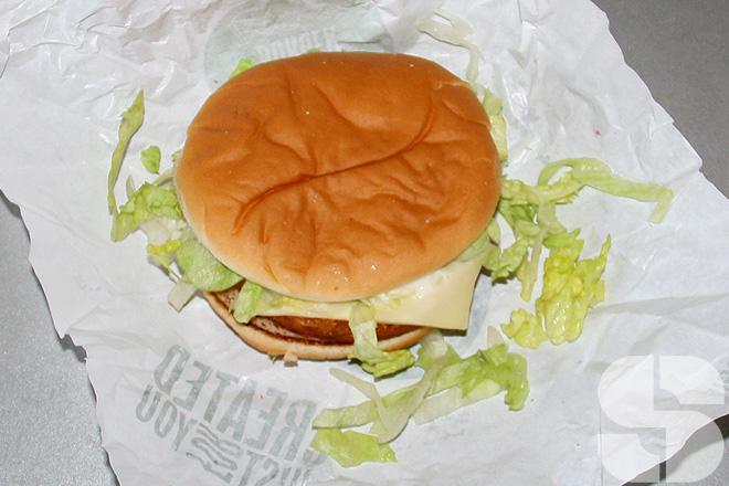 Veggieburger McDonald's