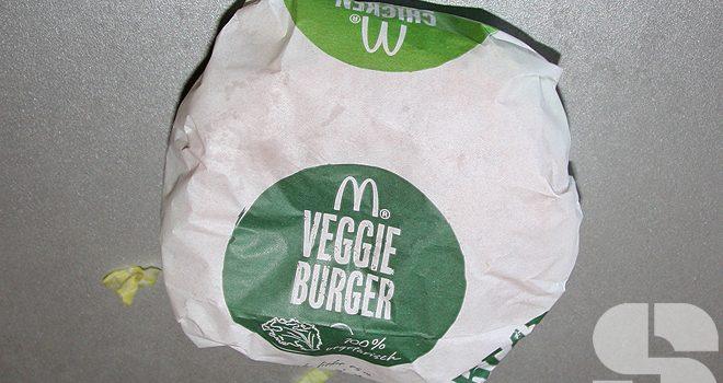 Der Veggie-(Bäh)Burger