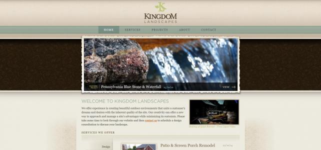 KingdomLandscapes.com