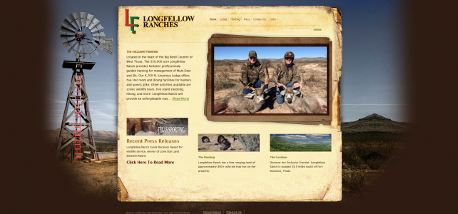 LongFellowRanch.com