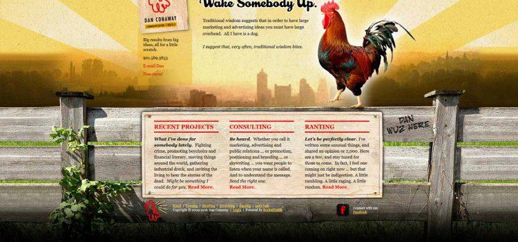 WakeSomebodyUp.com