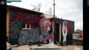 Broken Fingaz - Graffiti Stop Motion