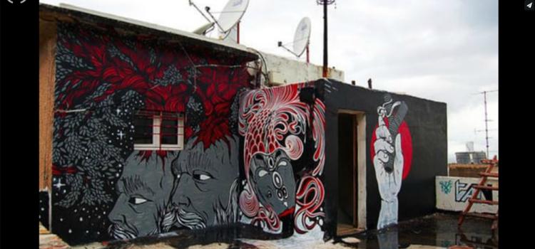 Broken Fingaz – Graffiti Stop Motion