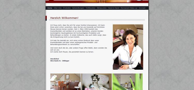 Relaunch: Das-Kosmetikatelier.de