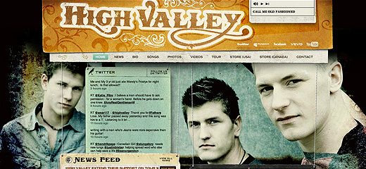 HighValleyMusic.com (2011)