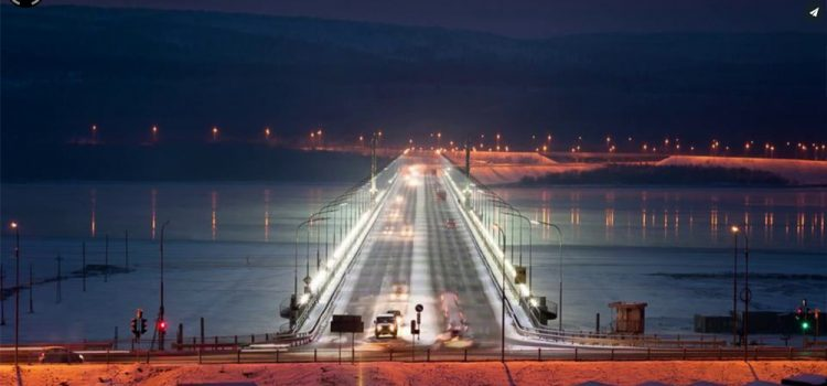 Murmansk in motion