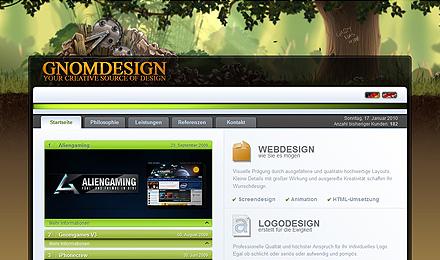 Gnomdesign 2009