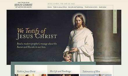 JesusChrist.lds.org (2008)