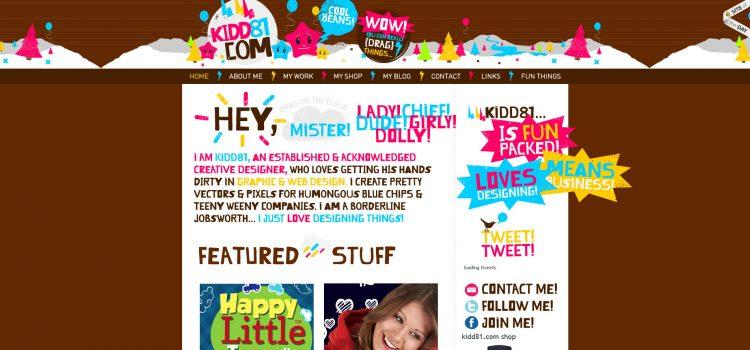 kidd81.com
