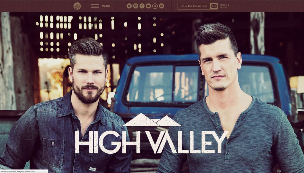 HighValleyMusic.com (2017)
