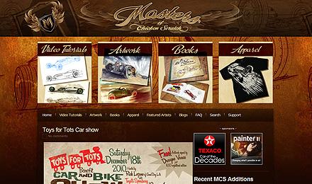 MastersofChickenScratch.com