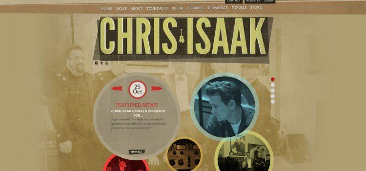ChrisIsaak.com