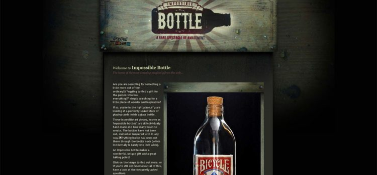 ImpossibleBottle.co.uk
