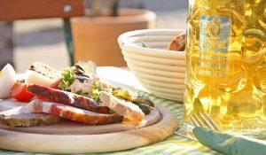 Biergarten Restaurant Gut Nederling