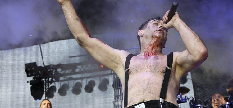 Stahlzeit & Skip Rock am Grenzenlos-Festival Augsburg