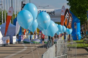 2. M-net Firmenlauf Augsburg
