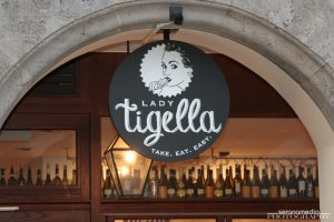 Slowfood Abend im Lady Tigella