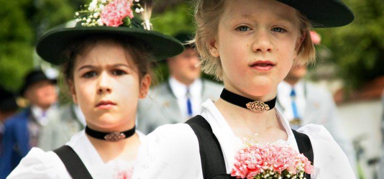Trachten-Festumzug Mammendorf 2014