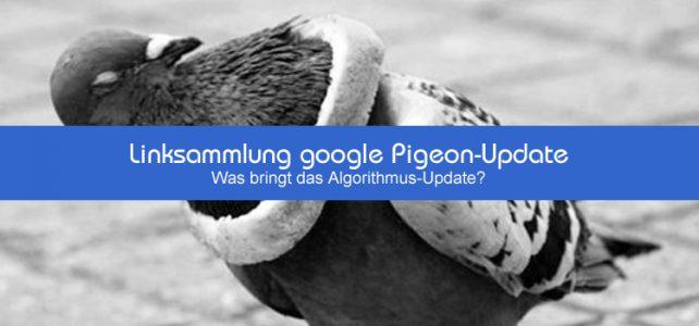 google Pigeon-Update