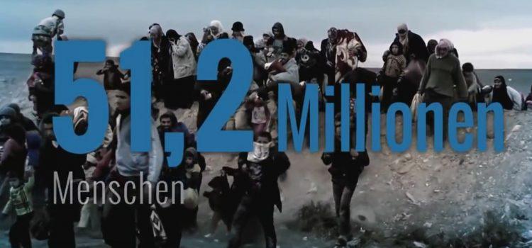 UNHCR: Flucht & Vertreibung 2013