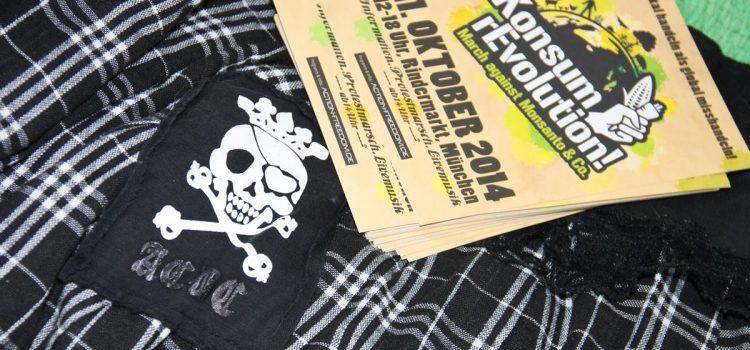 March Against Monsanto & Co am 11.10.2014 (Teil 1)
