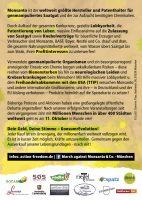 Konsum rEvolution! March Against Monsanto – München am 11. Oktober 2014