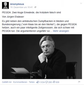 Fake Anonymous-Kollektiv als Elsässer-Fan