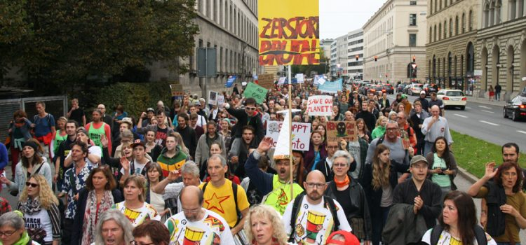 March Against Monsanto & Co am 11.10.2014 (Teil 2)