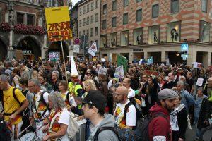 4. March Against Monsanto München 11.10.2014