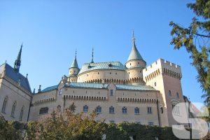 Bojnický zámok (Schloss Bojnice)