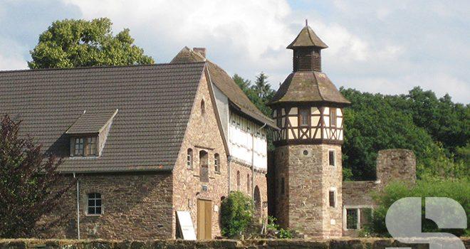 Wasserschloss Wülmersen in Trendleburg
