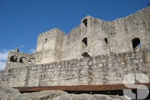 Strecno hrad (Burg Strecno)