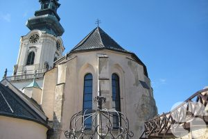 Nitriansky hrad Nitra