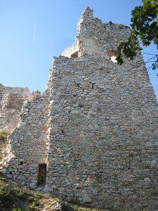 Hrušovský hrad