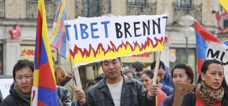 Tibet, die Situation im Jahre 2015