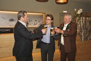 Eröffnung Tulip Inn Alp Style Dachau am 11.02.2015