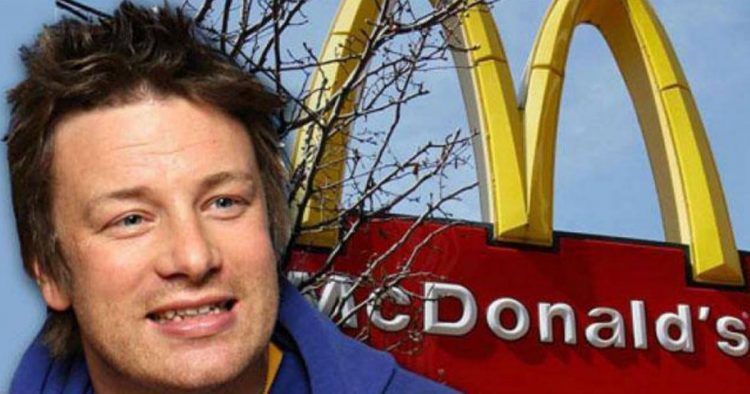 Jamie Oliver vs. McDonalds