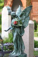Der Nordfriedhof in München