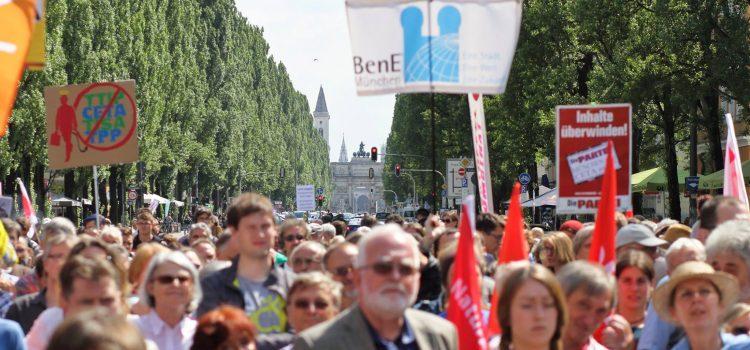 Bayern stoppt #CETA am 16.07.2016