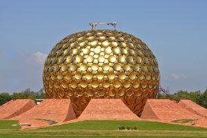 Auroville, die Stadt der Zukunft