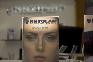 Kryolan Smokey Eyes In Munich